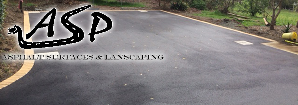 Asphalt driveways, car parks and repairs since 2001