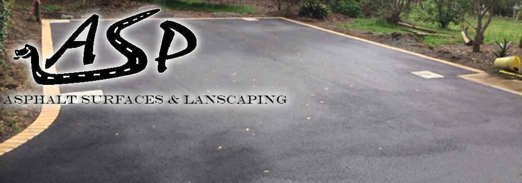 Asphalt driveways, car parks and repairs since 2001